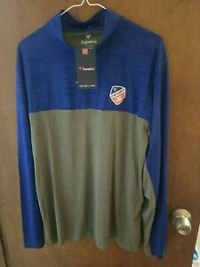Fanatics FC Cincinnati Sweater 1/4 zipper