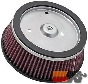 K&N Replacement Air Filter For H/D TWIN CAM SCREAMIN EAGLE ELEMENT HD-0800