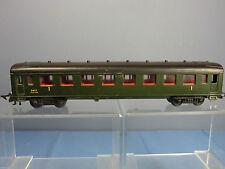 Jouef Plastic HO Gauge Model Railway Coaches