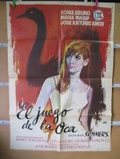 2129      EL JUEGO DE LA OCA MANUEL SUMMERS SONIA BRUNO