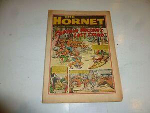 THE HORNET Comic - No 101 - Date 14/08/1965 - UK Paper Comic