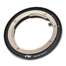Adapter Mount Ring Nikon Nikkor F AI Lens to Camera Photo Canon EOS II