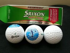 Srixon, 3 Golfbälle, mit Logo Golf & Cruise, MS Europa