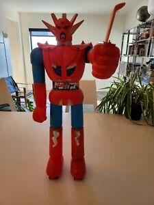 """Jumbo Machinder Shogun Warrior DRAGUN 24"""" Getter Robo G Giant Japanese Robot Vin"""