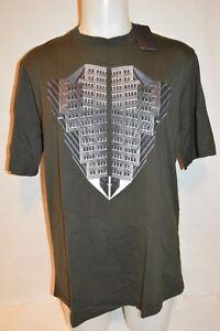 36PIXCELL Man's BUILDING PHOTOGRAPHY  T-shirt NEW Size Medium  Retail $138
