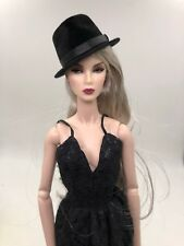1/6 Hat Outfit for Fashion Royalty Integrity Doll Barbie Poppy Silkstone Dolls