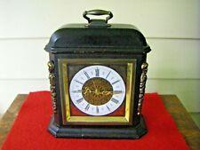 Vintage Jerger Anker Carraige Clock West Germany