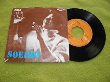 "Soeiro Samuel - SUPER RARE 196? Portugal Press 7"" RCA TP-524 EP Afro Funk Soul"
