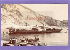 More details for paddle steamer victoria lulworth cove rp pc walter cox ab307