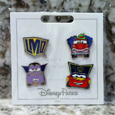 Disneyland & Disney California Adventure Cars Land Halloween Costume Pin Set