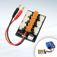 For XT30 Parallel Balance Charger Charging Board 1-3S XT30 JST Plug LiPo Battery