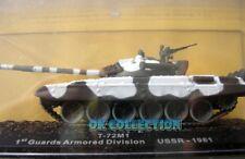 1:72 Carro/Panzer/Tanks/Military T-72M1 - Ussr 1981 (37)