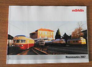 Marklin Catalogue 2007