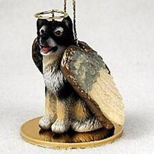 Alaskan Malamute Dog Angel Holiday Ornament Tiny Ones Figurine NEW