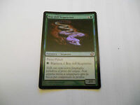 1x MTG FOIL Boa dell'Acquitrino-Mire Boa Magic EDH PC Planar Chaos ITA Italiano