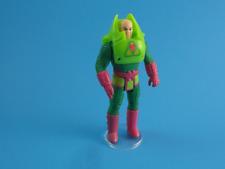 20 Vintage Super Power action figure stands wide stance