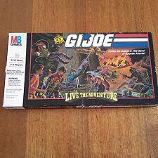 G.I.Joe The Board Game 1986 Complete
