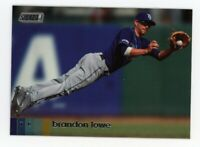 2020 Topps Stadium Club #184 BRANDON LOWE Tampa Bay Rays PHOTO BASEBALL CARD