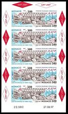 MONACO : BLOC 78, 60 ANS de TIMBRES, Neuf ** = Cote 20 € / Lot Timbres FRANCE