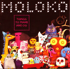 MOLOKO THINGS TO MAKE AND DO CD Album MINT/EX/MINT *