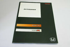 HONDA INTEGRA Type R Type S Japanese Brochure 2006 Prospekt DC5