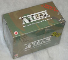 Das A-Team - Ultimate Collection Complete 27 DVD Box-Set - Neue & versiegelten