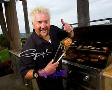 Guy Fieri Diners Drive-Ins & Dives SIGNED AUTOGRAPHED 10X8 REPRO PHOTO PRINT