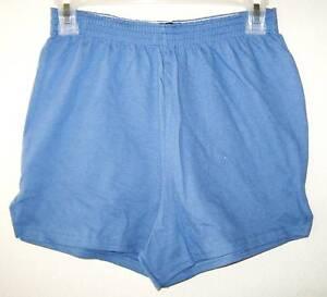 HANES SILVER boyshort boxer Sleepwear Lounge Knit Elastic Waist shorts PS NEW