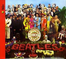 The Beatles - Sgt Peppers Lonely Hearts Club Band [CD]