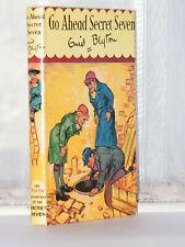 Enid Blyton - Go Ahead Secret Seven 1965 Edition