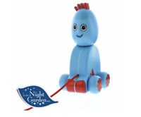 Iggle Piggle Wooden Toy Pull Along Gift set