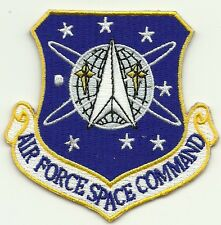 U.S.  Air Force Space Command   PATCH