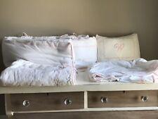 New listing pottery barn kids crib bedding set