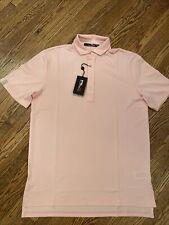 Ralph Lauren RLX Performance  Moisture Wicking UV Protection Golf Polo Shirt M