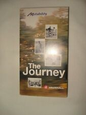 Motability The Journey vhs