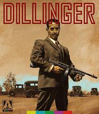 Dillinger (2016, REGION A Blu-ray New)