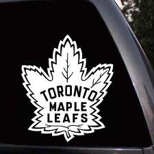 Toronto Maple Leafs Logo Car Truck Laptop Window Vinyl Decal Sticker