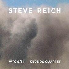 Steve Reich - Wtc 9/11 / Mallet Quartet / Dance Patterns [CD] TWO CDs like new