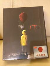 IT HDZeta Blu-ray Steelbook (No disc),  Sealed/Mint