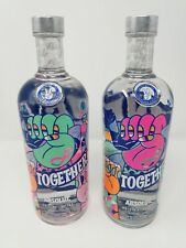 Absolut Together We Create  Set 2x 100cl Limited Edition