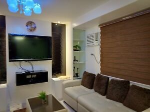 FullyFurnished Condo 43 SQM, 2 BR at M PLACE QC