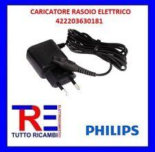 CARICATORE ALIMENTATORE RASOIO PHILIPS 422203630181 272217190129 TYPE HQ8505