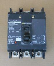 1 SQUARE D QDL QDL32200 CIRCUIT BREAKER 200A 3P 240V 200 AMP 3 POLE 240 VAC