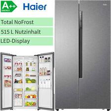 Haier Total NoFrost Side-by-Side Kühl-Gefrierkombination Umluft Kühlschrank A++