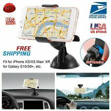 New Universal Car Windshield Clip Cell Phone Mount Holder Cradle Pda Gps Stand
