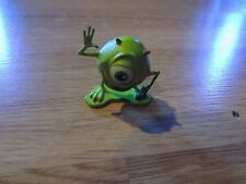 Disney Monsters University Mike Wazowski PVC Figure Toy Cake Topper 2001 Hasbro