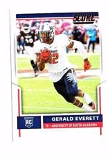 Gerald Everett , (Rookie) 2017 Panini Score, #356 , Football Card !!