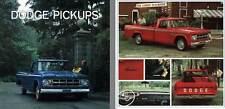 Dodge 1968 - Dodge Pickups