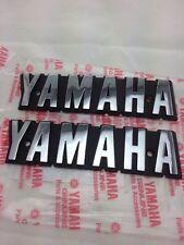 YAMAHA  EMBLEM BADGE,STICKER, May Suit RX125,YB100,RXS100,RS100,# 24161-10