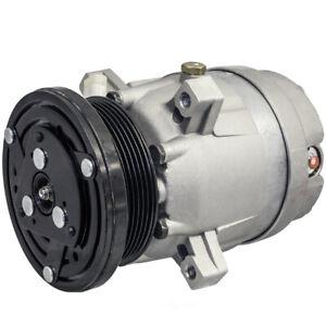 A/C  Compressor And Clutch- New DENSO 471-9139